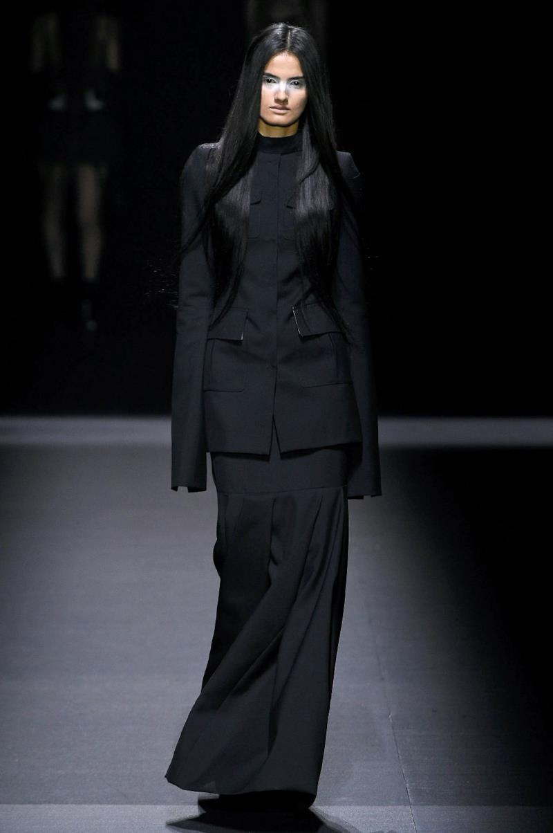 Sfilata VERA WANG Collezione Donna Primavera Estate 2020 New York - ISI_1998
