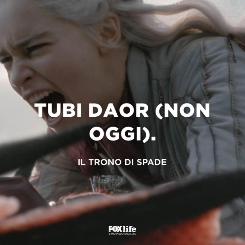 Daenerys sul drago