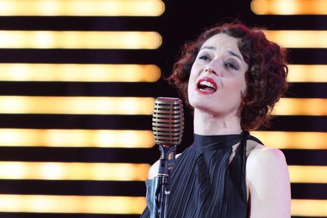 La cantante Carmen Consoli