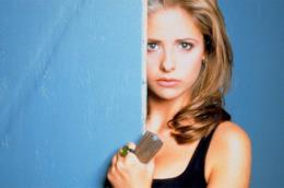 Sarah Michelle Gellar è Buffy