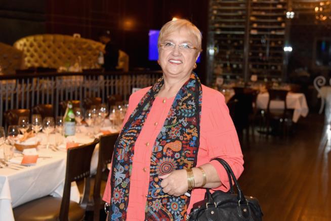 La chef Lidia Bastianich
