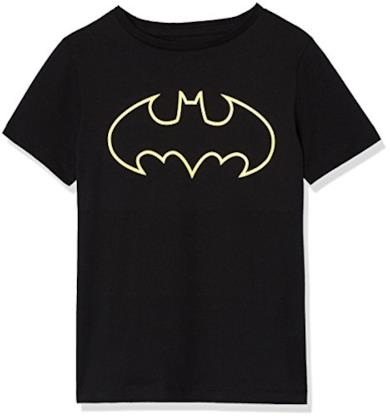 T-Shirt con Logo Batman