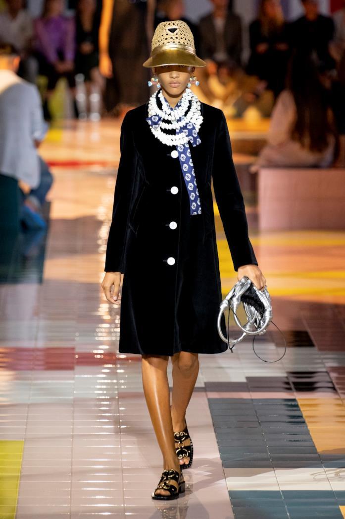 Milano Fashion Week: la sfilata di Prada