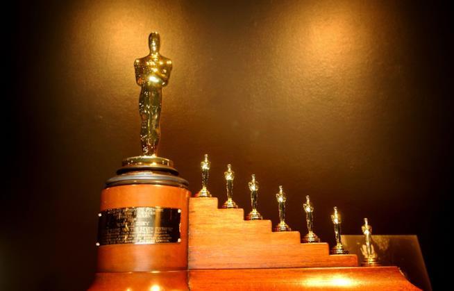 Gli Oscar realizzati per Walt Disney nel1939