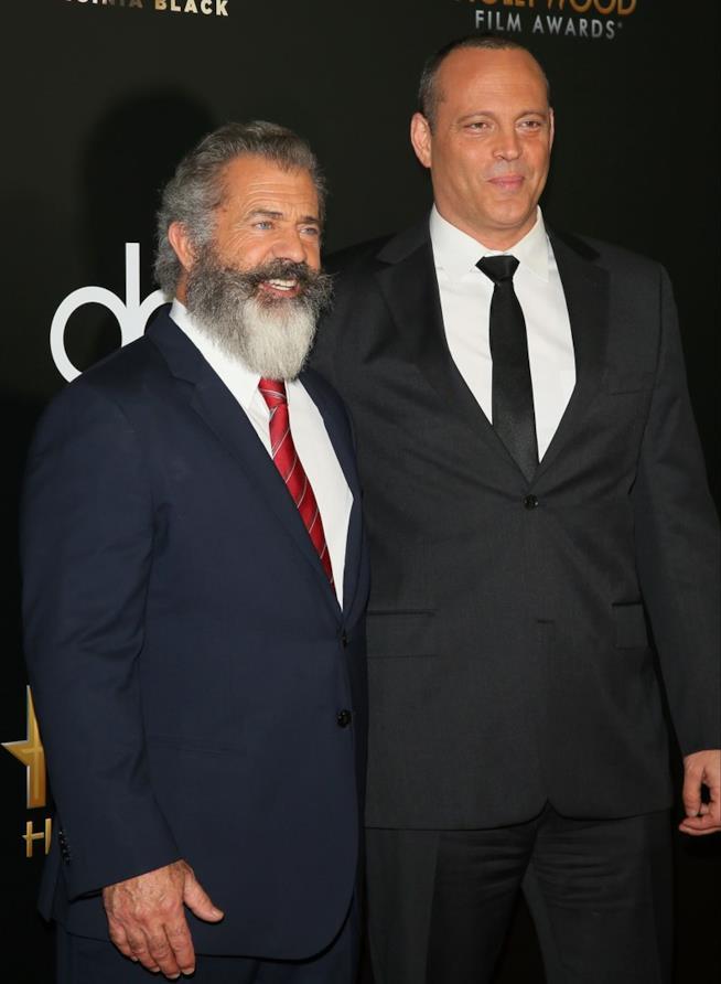 Mel Gibson e Vince Vaughn