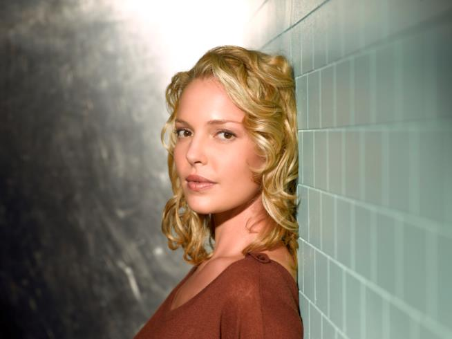 Katherine Heigl è Izzie Stevens in Grey's Anatomy
