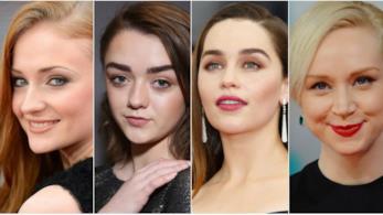 Le attrici protagoniste di Game of Thrones
