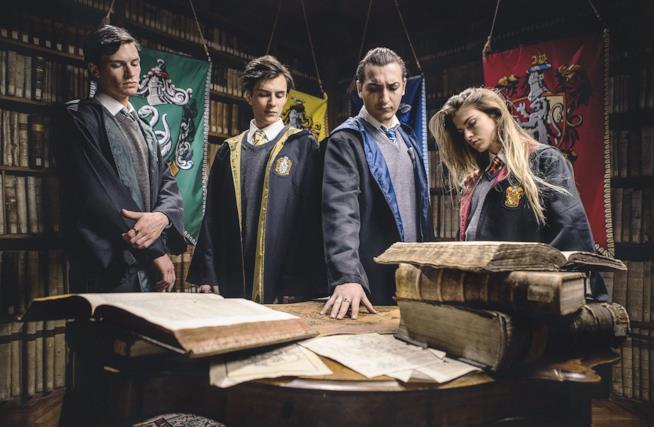 Una immagine promozionale di Voldemort: Origins of the Heir