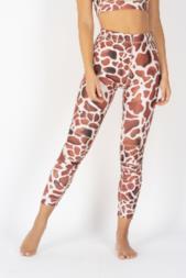 Pantalone Yoga Giraffa