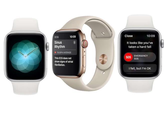La quarta generazione di Apple Watches