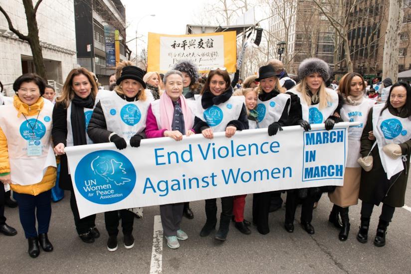 """""""5 novembre, contro la violenza sulle donne"""