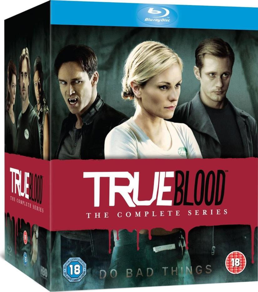Cofanetto DVD True Blood