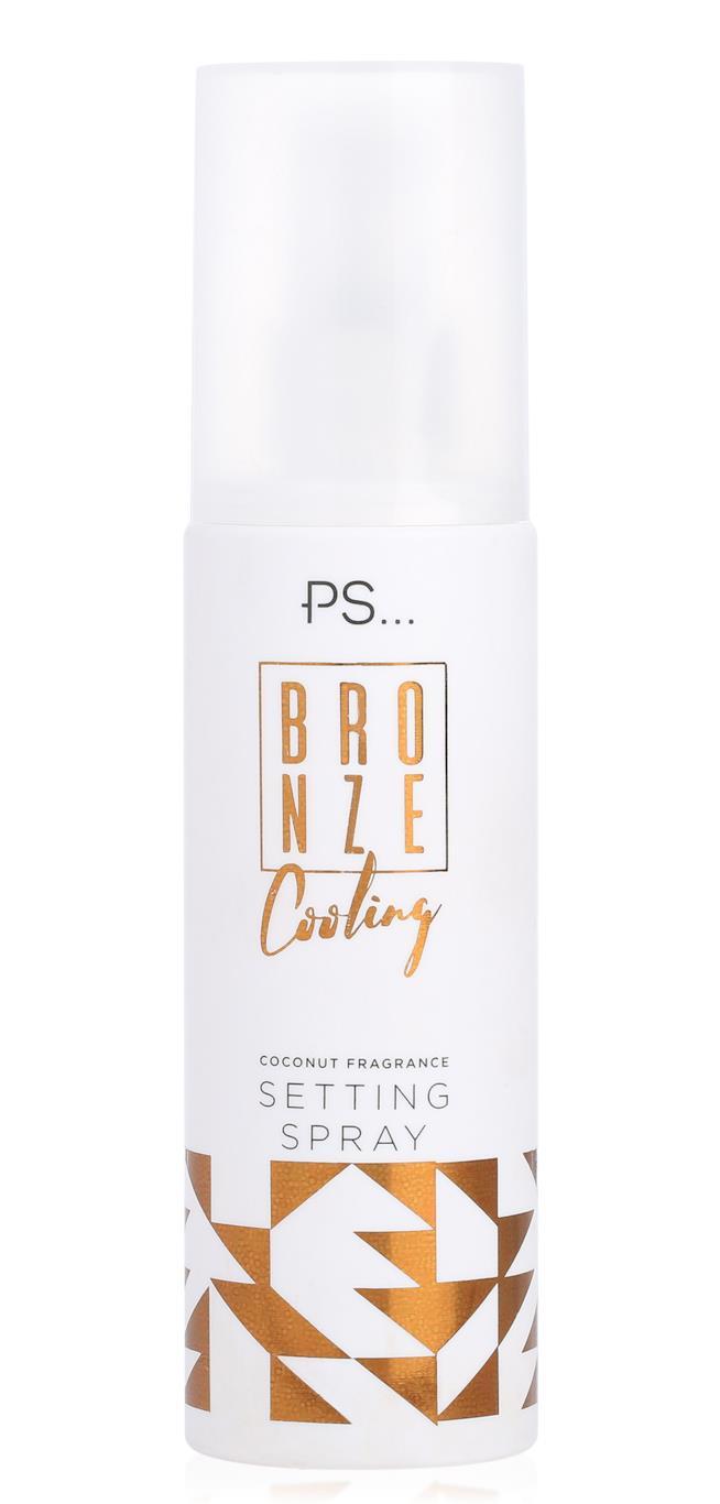 PS… Bronze setting Spray