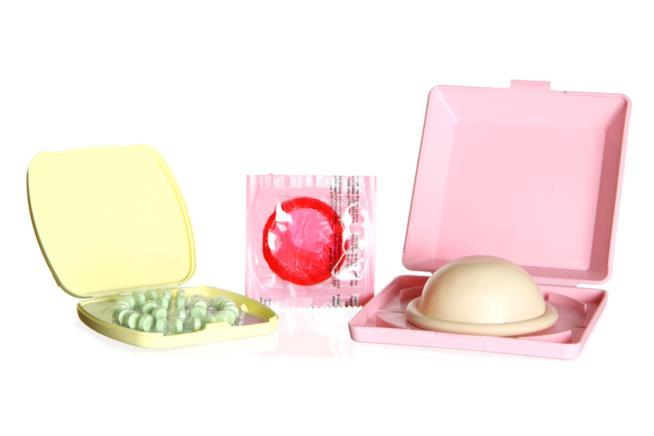 I contraccettivi più usati