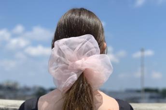 Collage elastici per capelli