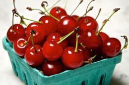 Frutta di stagione di maggio: le ciliegie