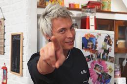 Andrea Mainardi e un'intervista… ATOMICA!
