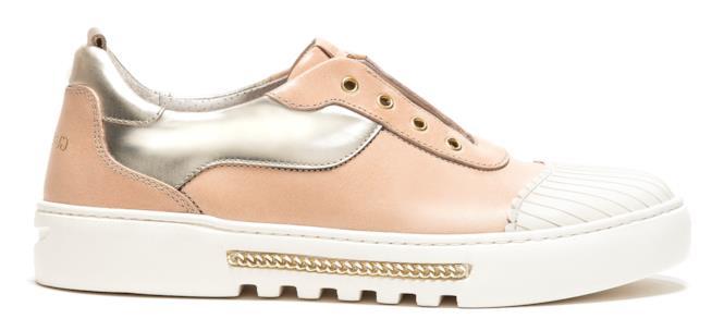 Le sneakers collezione Kindergarten di Alberto Guardiani
