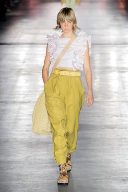 Sfilata ALBERTA FERRETTI Collezione Donna Primavera Estate 2019 Milano - 1