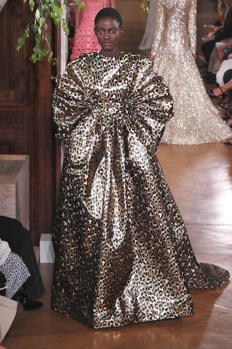 Sfilata VALENTINO Collezione Alta moda Autunno Inverno 19/20 Parigi - ISI_4197