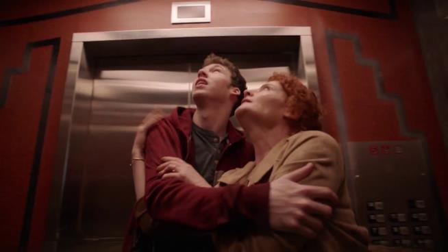911: un'immagine dall'episodio 1x09