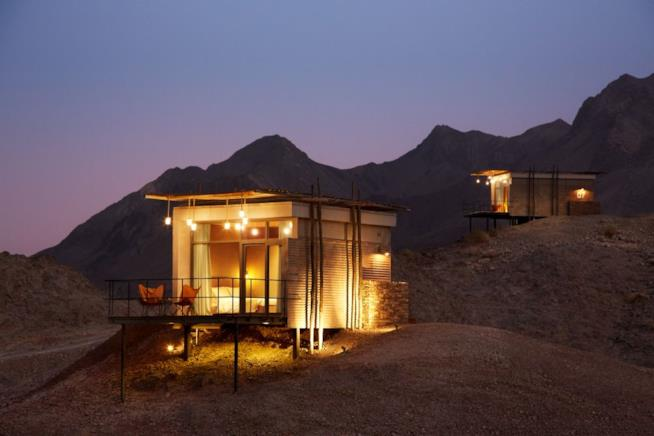 Resort Hatta Damani Lodges