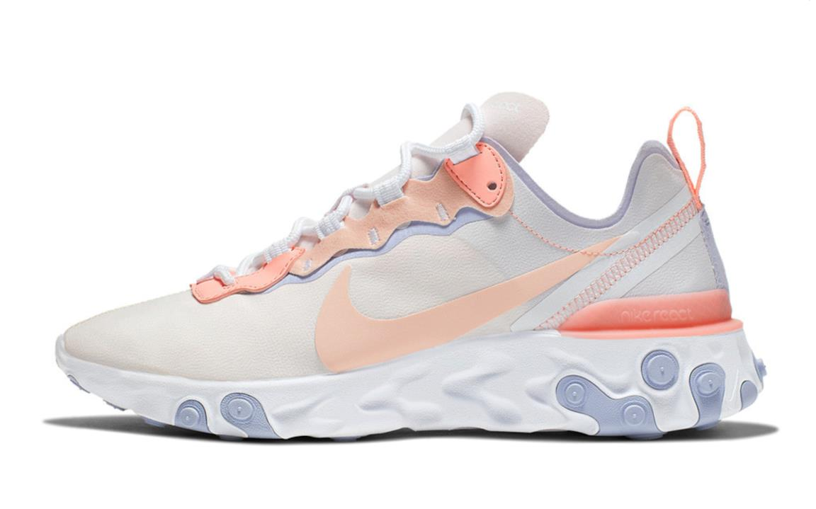722e13666 Nike React 55 a breve disponibile in color Living Coral