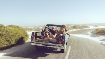 Viaggiare in compagnia