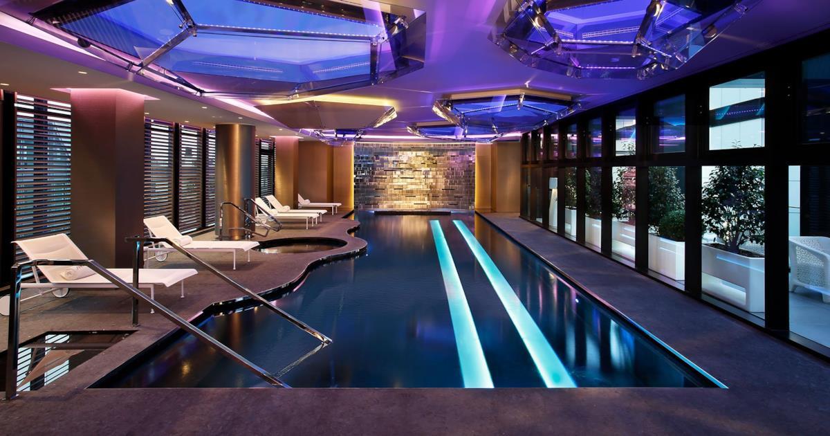I dieci 10 hotel con spa più belli dove andare a rilassarsi e rigenerarsi nel 2018