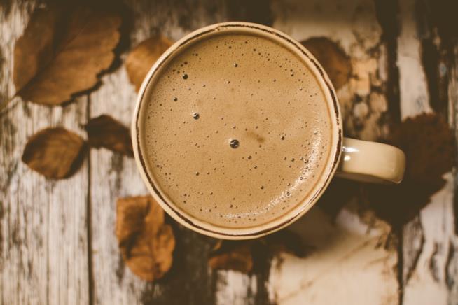 Tazza di caffè vintage