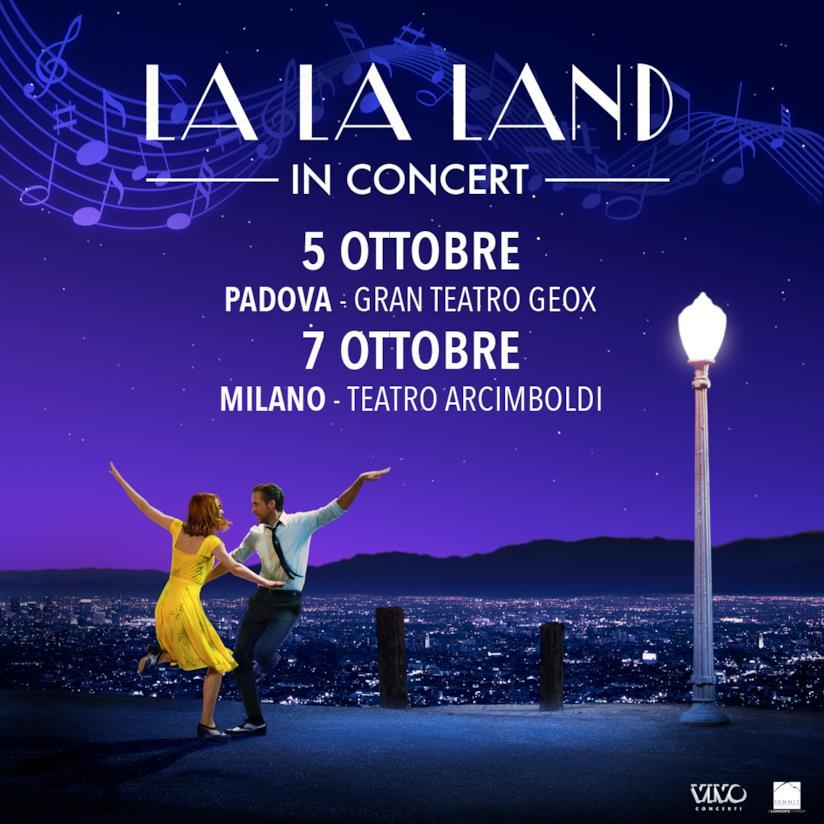 Il musical La La Land in Italia