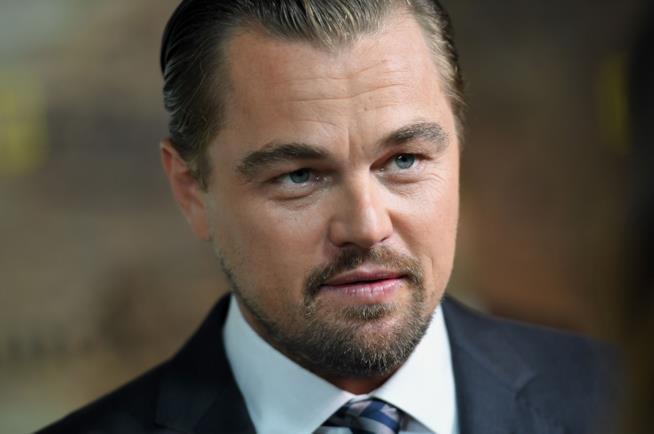 Leonardo DiCaprio all'ONU per un discorso sull'ambiente