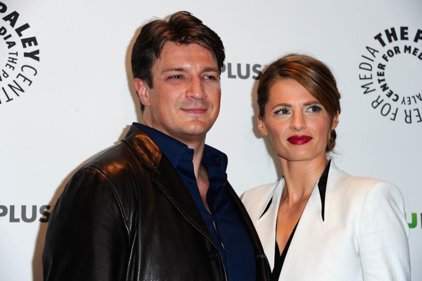 Richard Castle e Kate Beckett di Castle