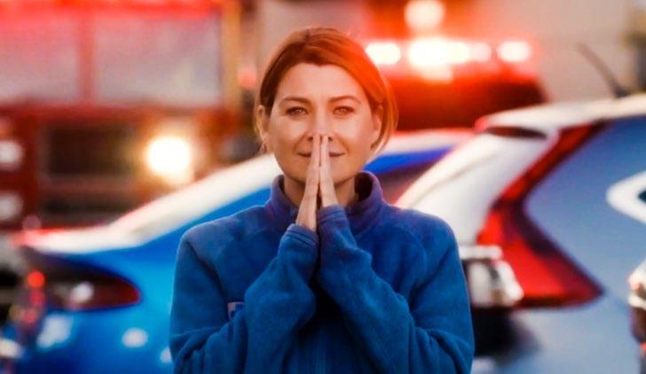 Ellen Pompeo in Grey's Anatomy 13