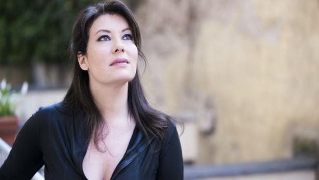 L'attrice e regista Emanuela Ponzano