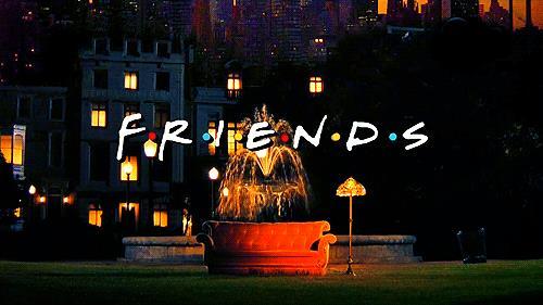La sigla di Friends