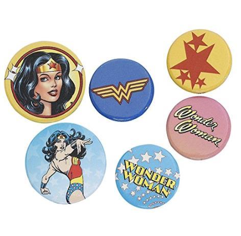 Spillette vintage Wonder Woman