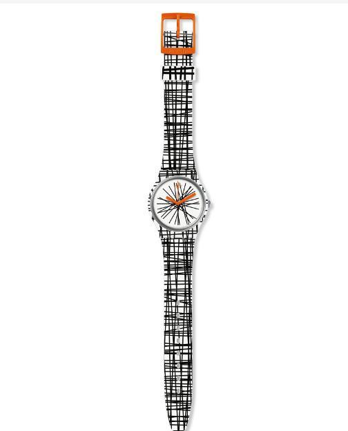 Orologio Swatch Lace Me da regalare per Natale