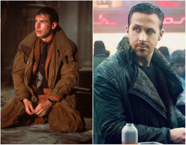 Il cappotto di Rick Deckard e di K in Blade Runner e Blade Runner 2049