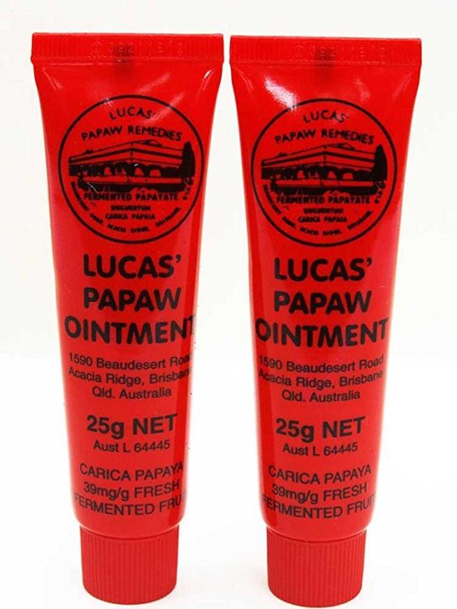 La crema di bellezza Lucas Papaw Ointmen