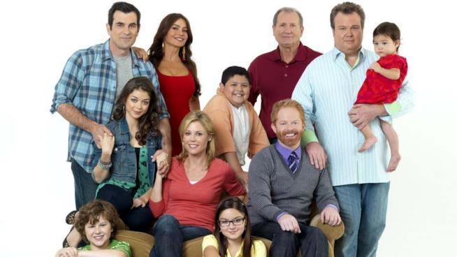 La serie TV Modern Family