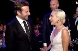 Bradley Cooper e Lady Gaga insieme
