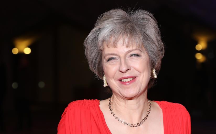 Theresa May è al secondo posto nella classifica Forbes 2017 delle donne più potenti del mondo