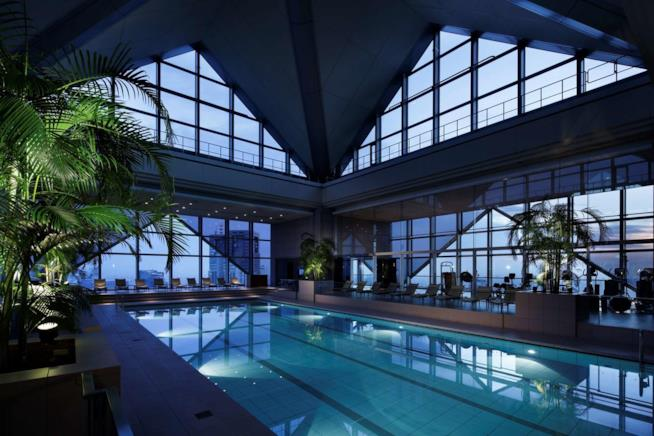 Hotel Park Hyatt, Tokyo - Lost in Translation, New York Bar