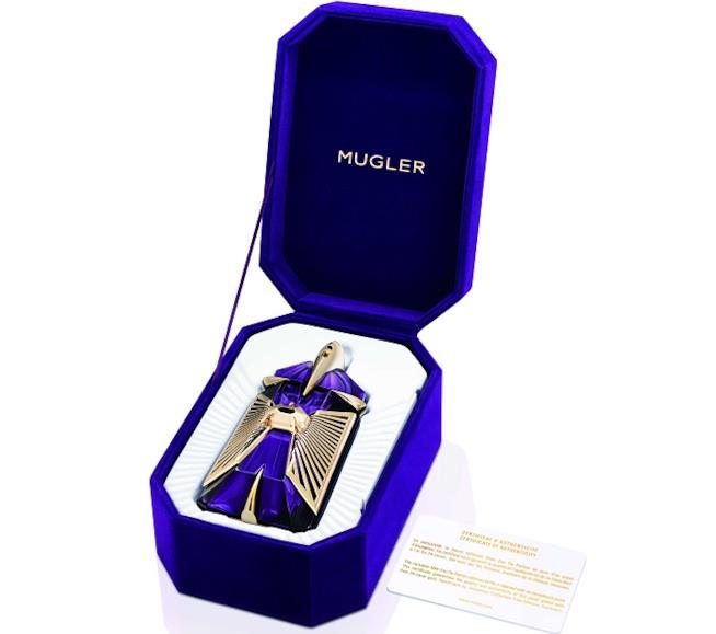 Edizione limitata placcata oro 24 K di Alien di Thierry Mugler