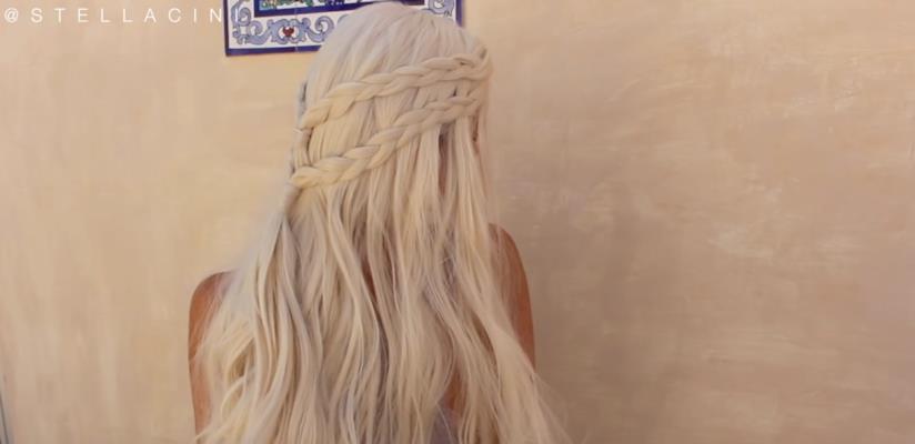 Capelli Daenerys Targaryen