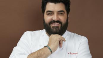Lo chef Antonino Cannavacciulo