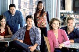 Il cast di Felicity