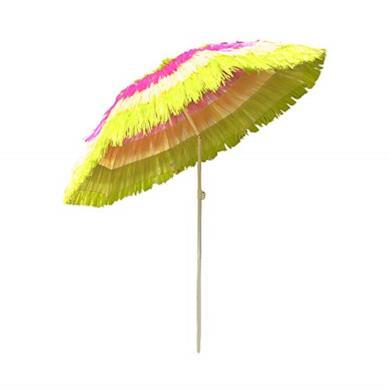 Greenbay, ombrellone hawaiano per spiaggia