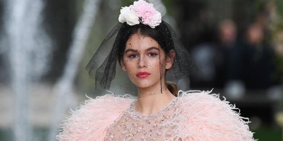 Kaia Gerber per Chanel